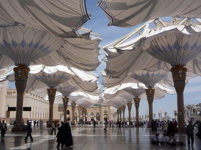 Współczesna architektura w krajach arabskich.