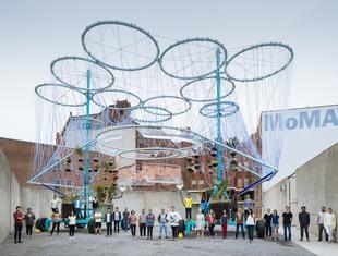 COSMO - pawilon letni MoMA PS1