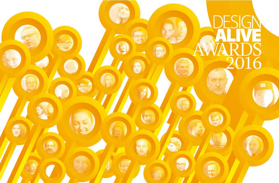 Nominacje do Design Alive Award 2016