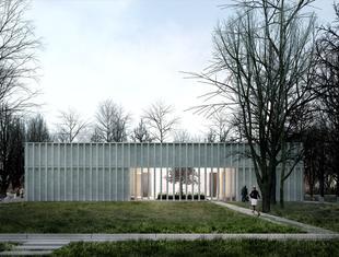 Polski trawertyn w projektach młodych architektów