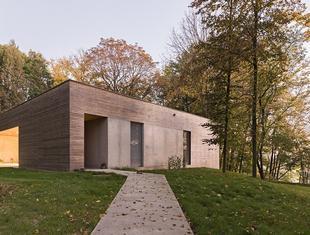 Dom w Lesie projektu 081 architekci